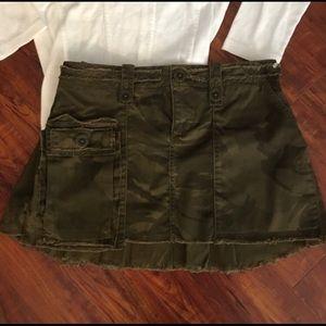 American Rag NWOT Camp Flared Mini-Skirt